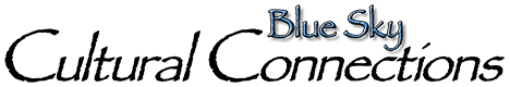 Blue Sky Cultural Connections Logo